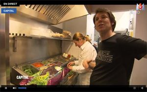 La folle idée du GustOur, kebab gluten free ! / 11