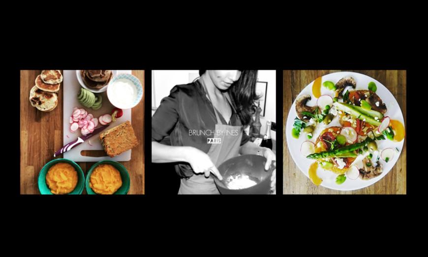 Le brunch insolite et gluten free By Inès / 1