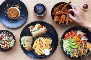 Foodporn sans gluten chez ©Our Paradis et Belleville