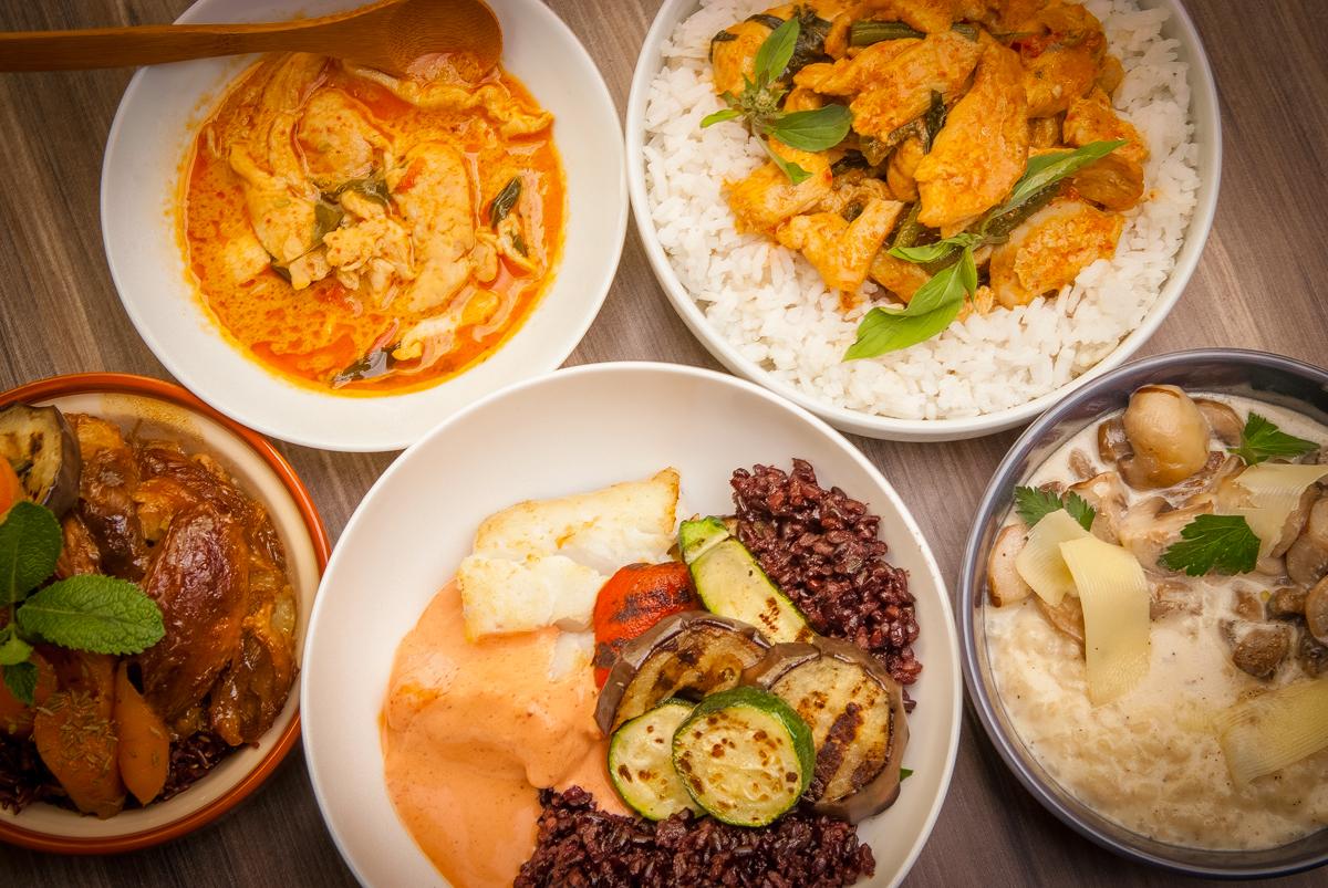 Rice Trotters, le tour du monde gluten free