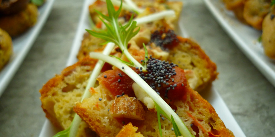 Soya, la cantine bio, veggie et sans gluten / 1