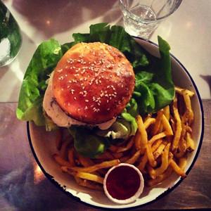 Les burgers sans gluten à tester à Paris / 4