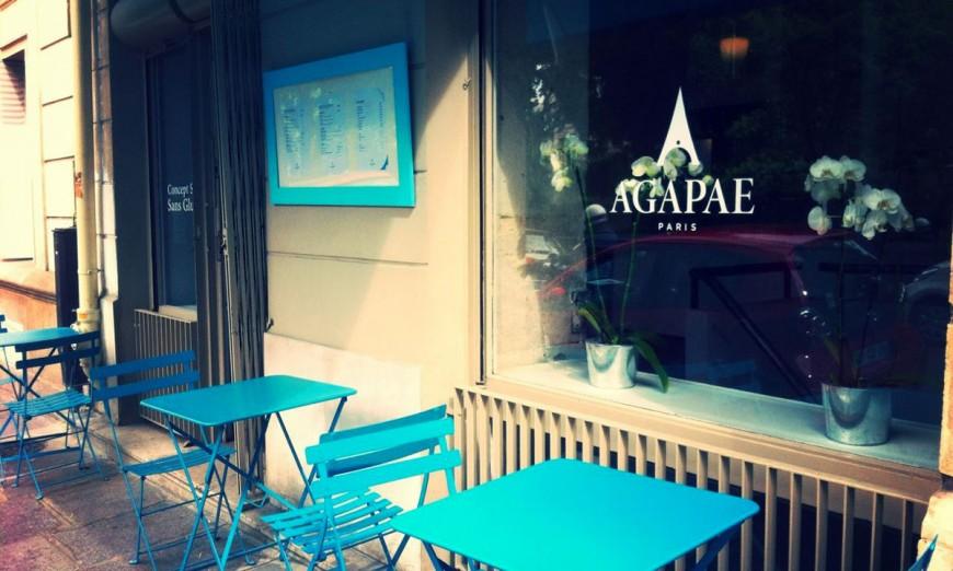 Agapae - restaurant & concept store / 1