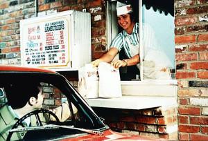 Fast-food et gluten free, le désamour ? / 1