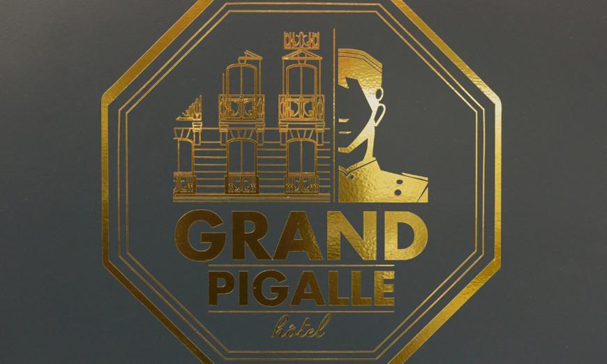 Grand Pigalle Hôtel / 3