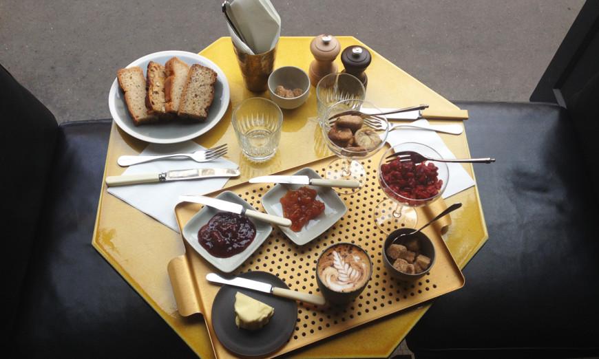 Virée gluten free au Grand Pigalle Hôtel / 1