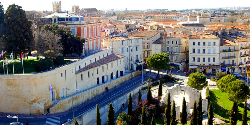 Où manger gluten free à Montpellier l'été ? / 1