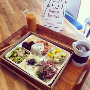 L'art du bento gluten free friendly / 2