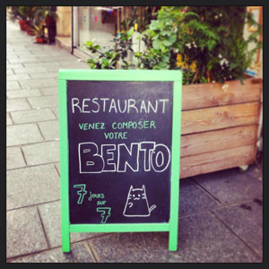 L'art du bento gluten free friendly / 4