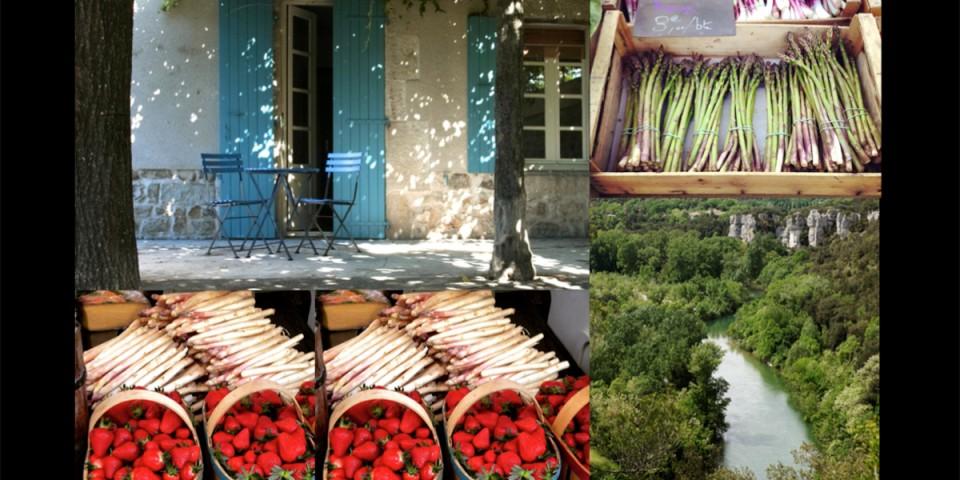 Un séjour sans gluten en Provence / 1