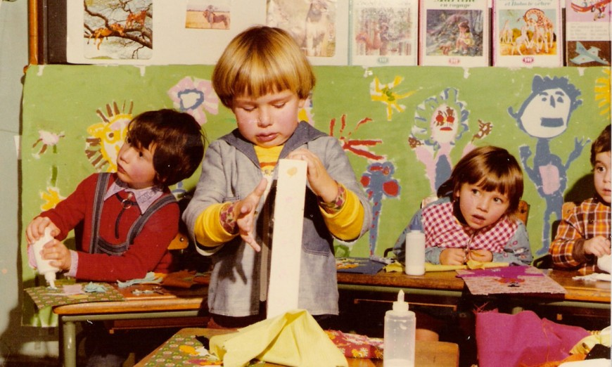Guide de rentrée des enfants gluten free / 1