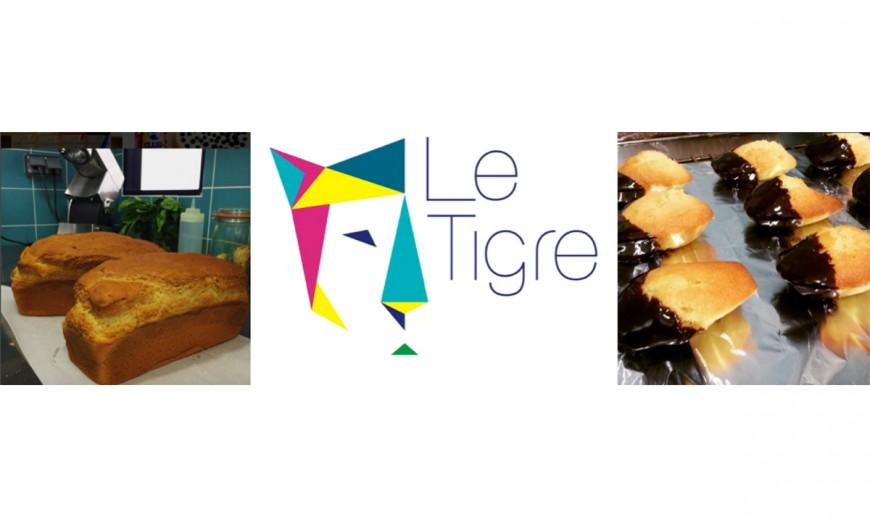 Le Tigre coffeeshop / 1