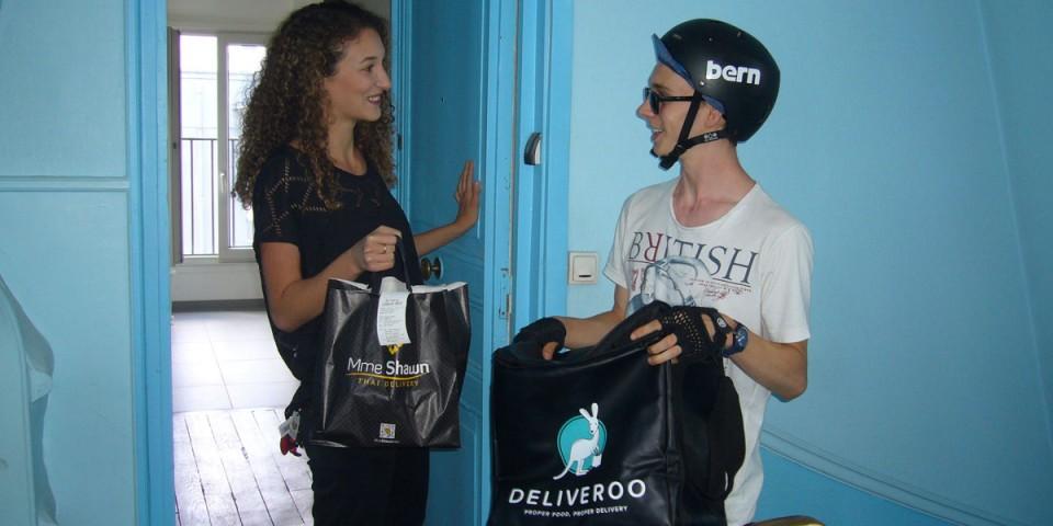 Deliveroo : livraison sans gluten à Paris ! / 2