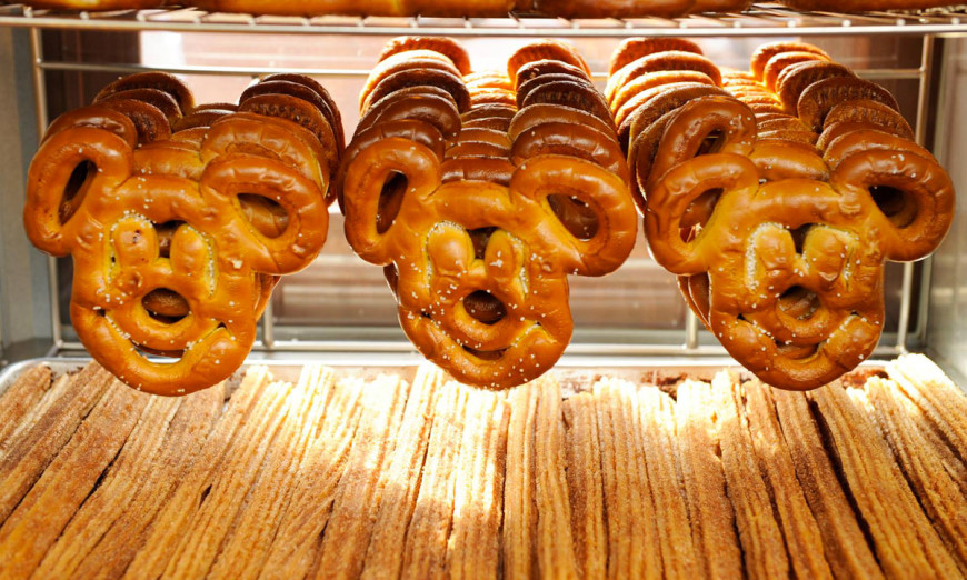 Peut-on manger sans gluten à Disneyland Paris ?! ©Walt Disney World Facebook fan page