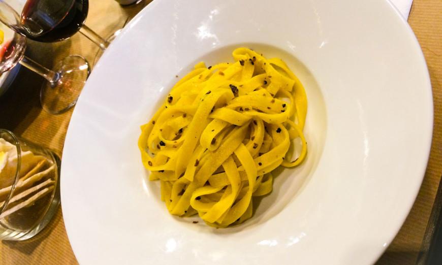 Gusto, italien sans gluten à Paris ! / 1
