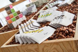 Que la tentation soit au Salon du Chocolat - Les chocolats ©Rrraw