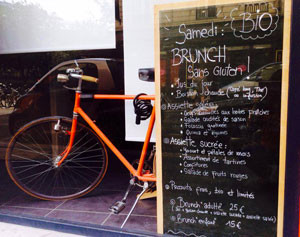 Le week-end brunch sans gluten chez Lula / 1