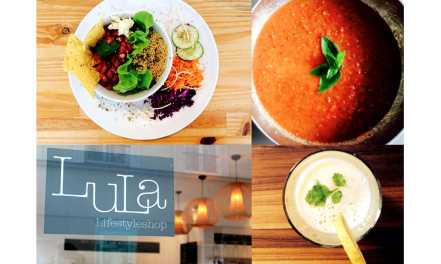 Le week-end brunch sans gluten chez Lula / 5
