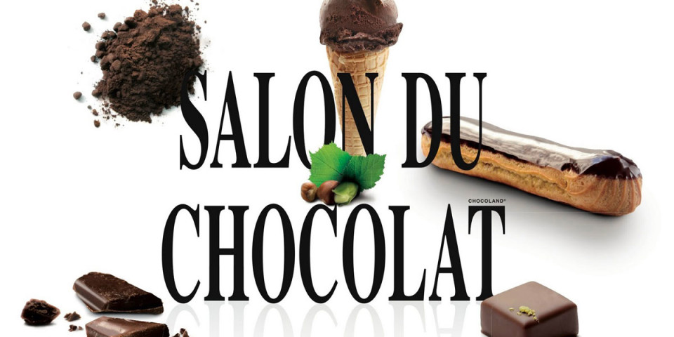 Que la tentation soit au Salon du Chocolat / 5