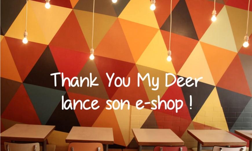 Thank You My Deer's e-shop sans gluten / 1
