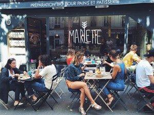 Le café Marelette /2