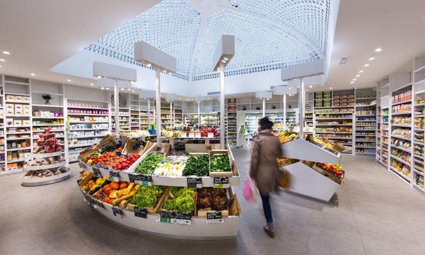 Biocoop Dada, magasin bio et sans gluten /1