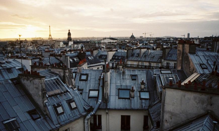 Erin Smith, une américaine à Paris /4