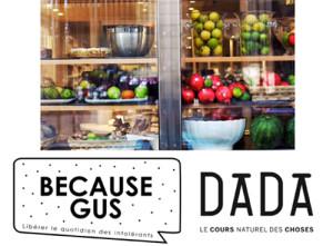 Because Gus fête Noël sans gluten chez Dada / 3