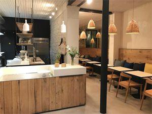 Le nouveau ©Café Marlette rue du Faubourg Poissonière