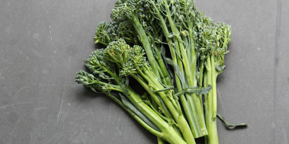 Brocoli-rave, le nouveau légume chouchou /4