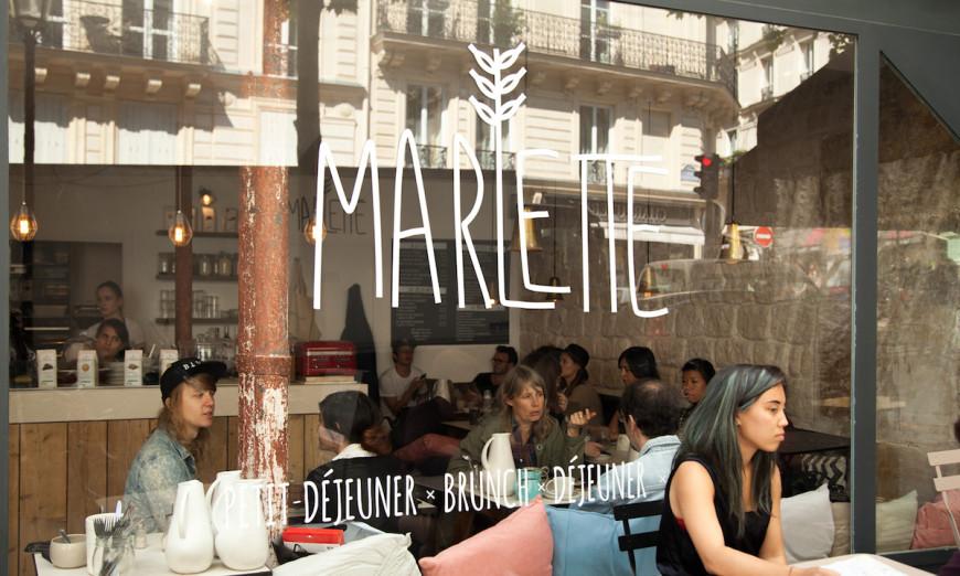 Le Café Marlette /3