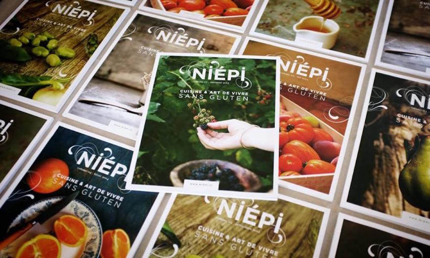 Niepi, l'art de vivre sans gluten /1