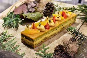 Où trouver une bûche sans gluten ? Une part fruitée ?! ©Géraldine Martens pour Foucade