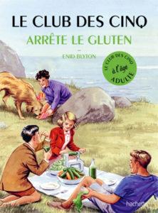 Les livres sans gluten à offrir pour Noël - Le Club des 5 revient ! ©Quercus Fiction