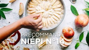Le n°14 arrive ! ©Niepi - Niepi, l'art de vivre sans gluten