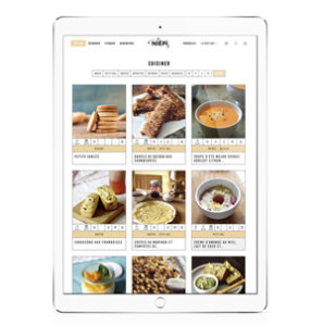 Niepi, le magazine d'art de vivre sans gluten - ©Niepi se refait une beauté !