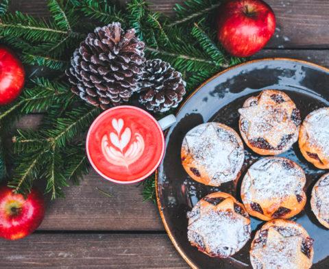 Préparer un repas de Noël sans gluten ©Toa Heftiba