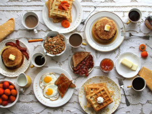 Témoignages de petits-déjeuners gluten free /3