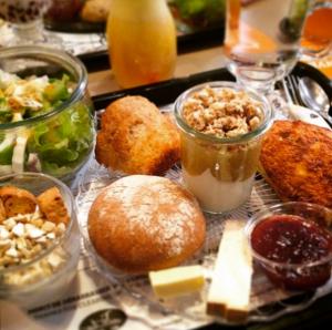 Le tour de France des brunchs sans gluten /5