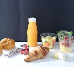 Vite une livraison de petit-déjeuner sans gluten ! /3