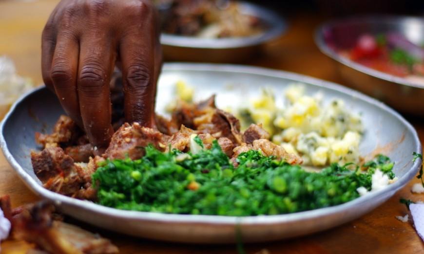 Cuisiner africain et sans gluten ! /1