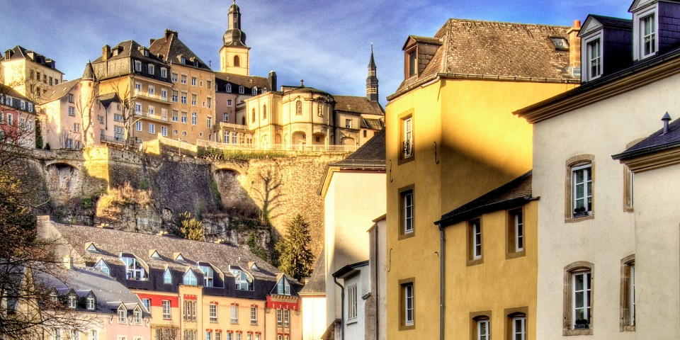 Guide du Luxembourg sans gluten /1