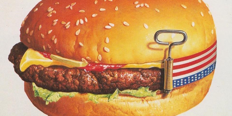 Un président américain gluten free, c'est possible ? /1