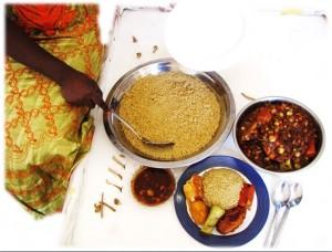 Cuisiner africain et sans gluten ! /2