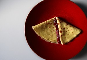 Les crumbles, une des recettes de desserts sans gluten faciles à faire ©Because Gus