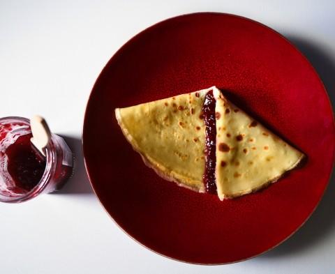 Crêpes sans gluten et sans lactose pour la Chandeleur /1