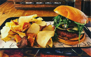 Où manger sans gluten à Madrid - Les burgers d'©Hamburgesa Nostra