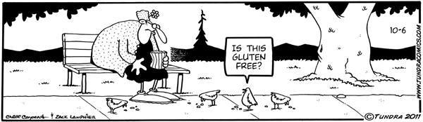 Caricatures de gluten free /6