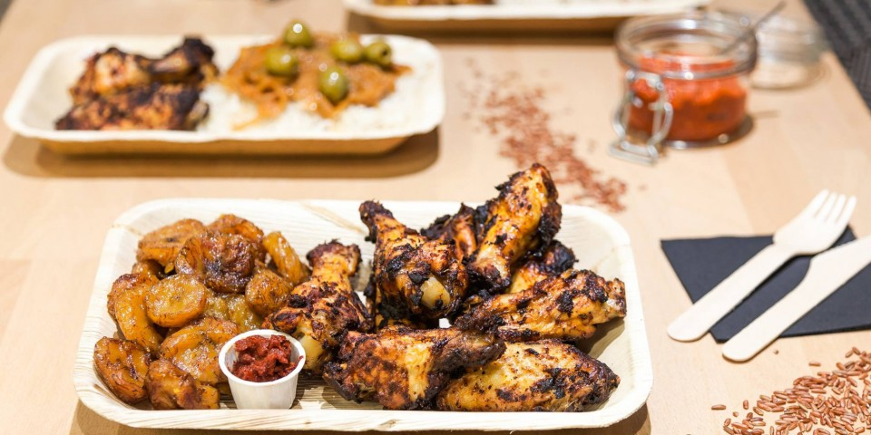 Osè ! La cuisine africaine sans gluten /1