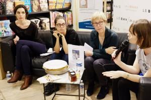 Questions sans gluten au BHV Marais /1